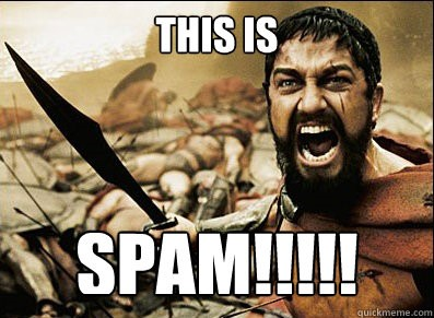 This is SPAM