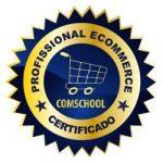 Selo - Profissional E-commerce Certificado