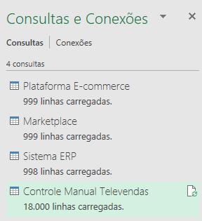 Consultas e Conexões: 4 Querys